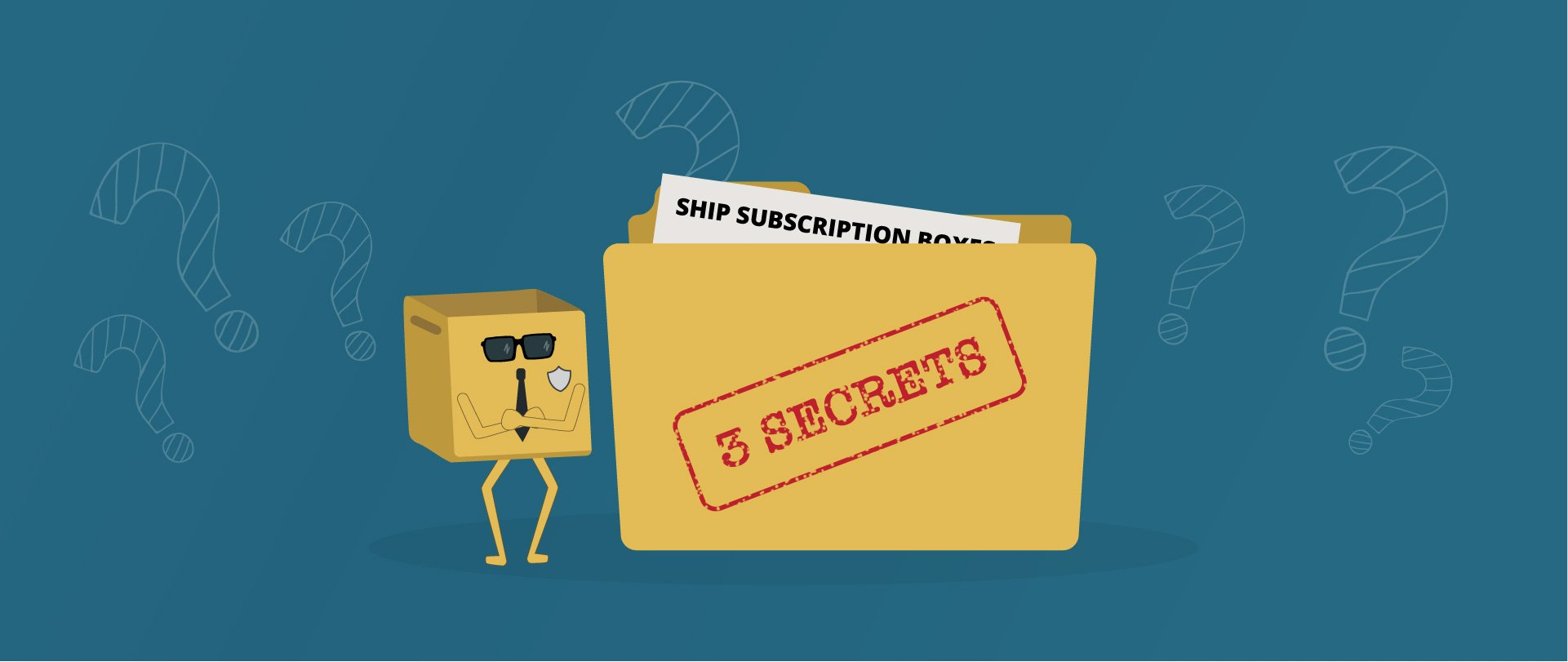 3 Secrets to Cheaper Subscription Box Shipping